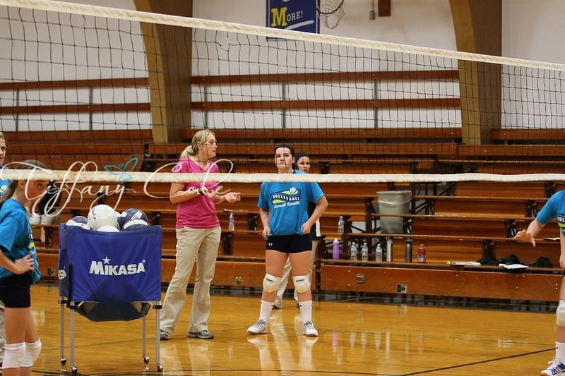 2014 MRJHS Volleyball