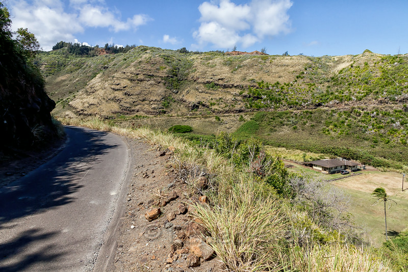 Kahekili Highway - Westbound