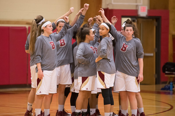 2017 Bridgewater Women's Basketball vs Washington & Lee