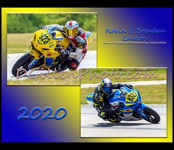 923 Sprint 2020 Calendar