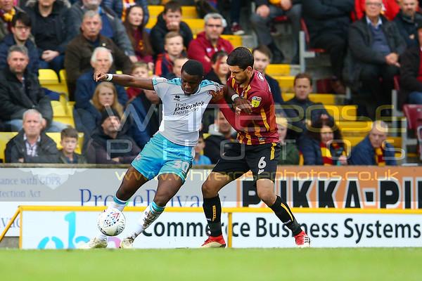 Bradford City v Crawley 19 - 10 - 19