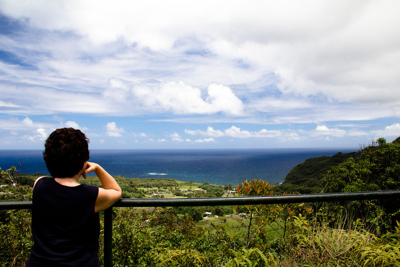 road to hana another lookout mom.jpg