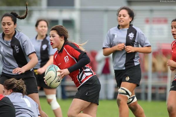 2 Sept Hurricanes Girls final: SMC (31) v Manukura (10)