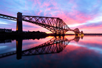 The Forth Bridges & South Queensferry