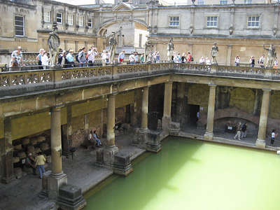 Bath, England, June 15, 2006