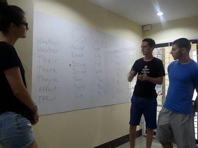 2015 Internship November
