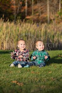 Jonathan & Ezra- 1 Year