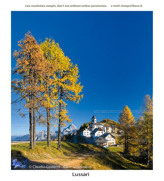 Lussari - Alpi Giulie - foto n° 181005-386105