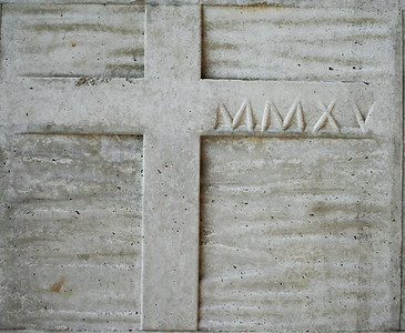 2015-1029 Dedication Crosses