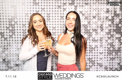 Chicago Style Weddings  Launch Party