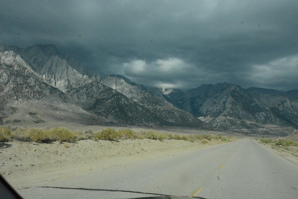 Mt. Whitney East Face July 29-30, 2014