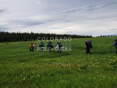 2019 07 23-27 Cabellas Backpack-Flattop wilderness- Group B