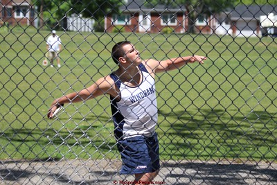 Discus Throw Boys