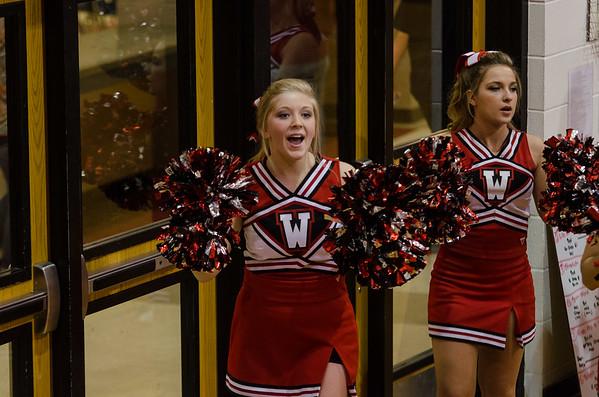 2014-15 WHS Cheer