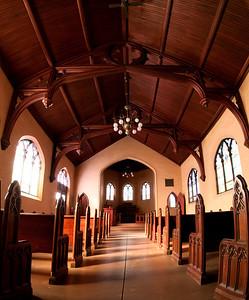 Evergreen Cemetery Chapel, Portland, ME