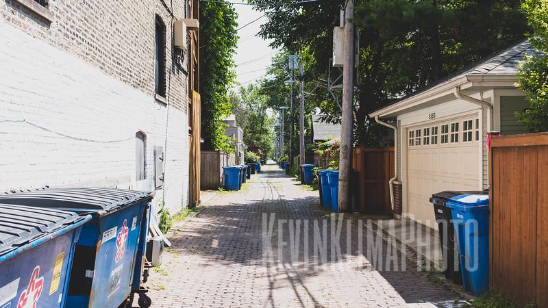 Andersonville Brick Alley