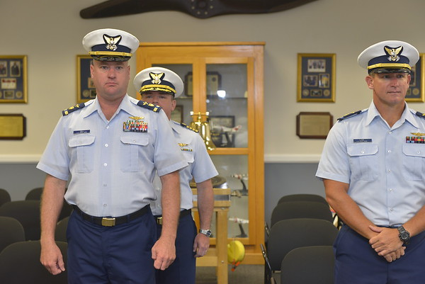 CWO Hall Retirement