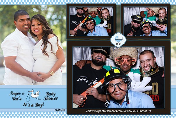 Angie and Ted's Baby Shower 2015