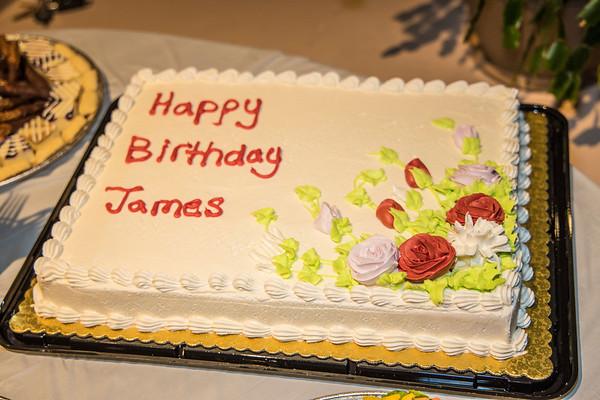 Jame's 56th