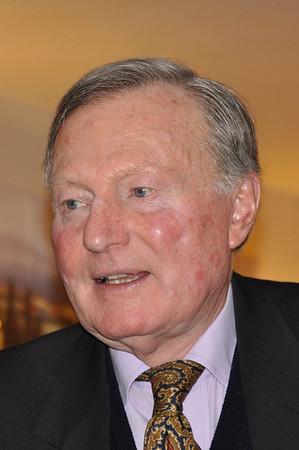 An English Man turns 80