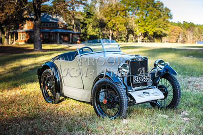 Classic Cars from 1930 Through 1939