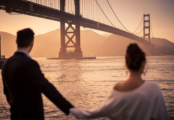 Top 10 San Francisco Locations for Engagement Photographs