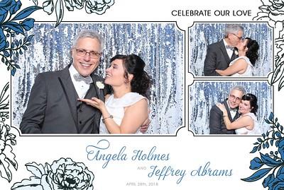 Jeff & Angela's Wedding 4-28-18