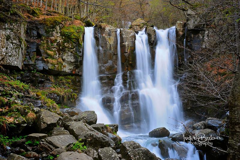 Dardagna Falls, Italy