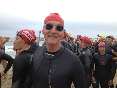 2013 Dwight Crum Pier-to-Pier Swim