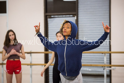 Master classes with  Karine Plantadit (Jan 2019)