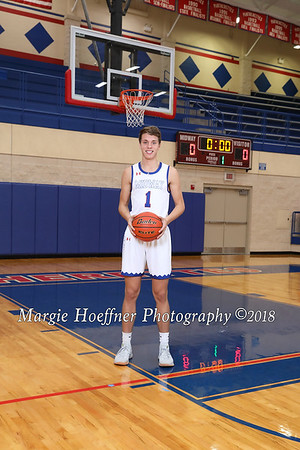 2018-19 Midway Boys Basketball