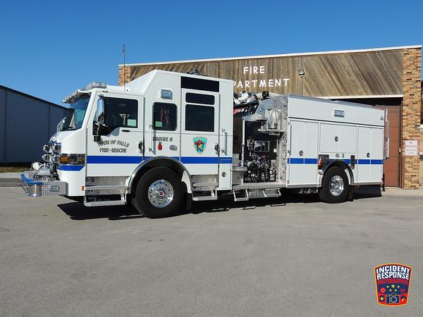 Town of Sheboygan Falls Fire Department