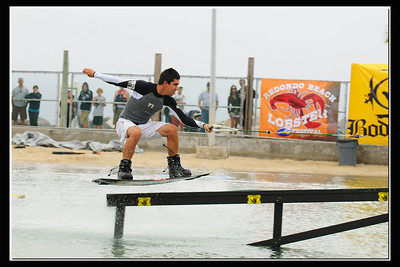 Wakeboarding and Fashion at Lobster Fes