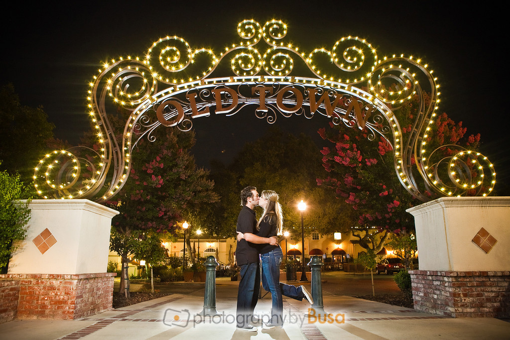 Katie & Jason Engagement Session at Downtown Los Gatos & Vasona Park – Bay Area Wedding Photography