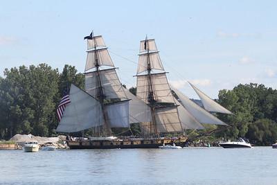 Tall Ships - Erie 2013