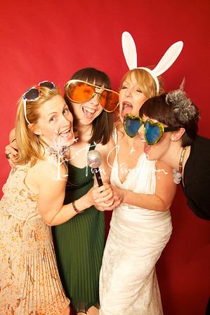 Wedding Photobooth in Uppermill