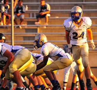 Clovis High Varsity football 2008