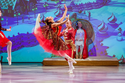 Campaneria Nutcracker Saturday Matinee 12/22/18