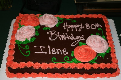 Ilene's 80th Birthday Party (1-15-17)