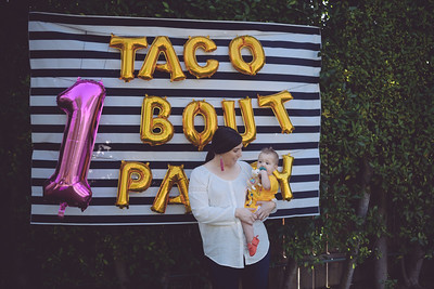 Alison Feldman's 1st Birthday Party