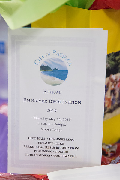 COP Employee Recognition 2019
