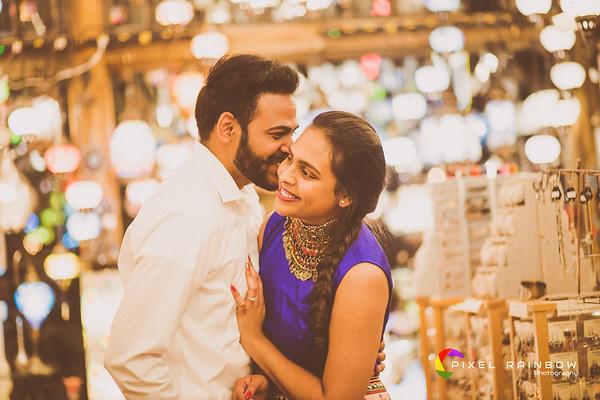 Sudheer+Anjali Pre-Wedding