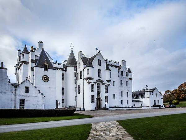 The 2019 Atholl Gathering and Highland Games