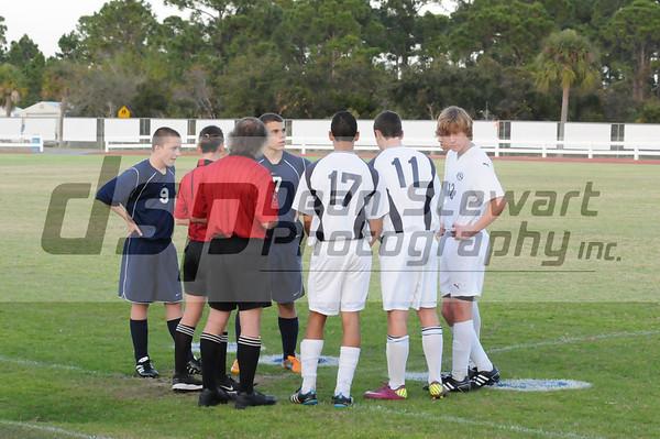Holy Trinity Boys Soccer 1/17/12