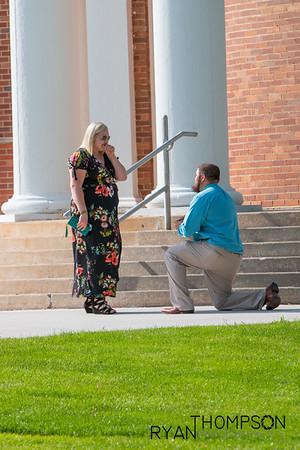 Lauren & John Proposal