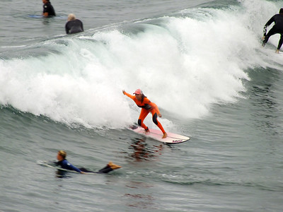 10/19/20 * DAILY SURFING PHOTOS * H.B. PIER