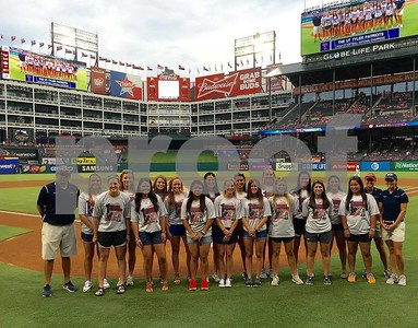 ut-tyler-softball-team-honored-before-rangers-game