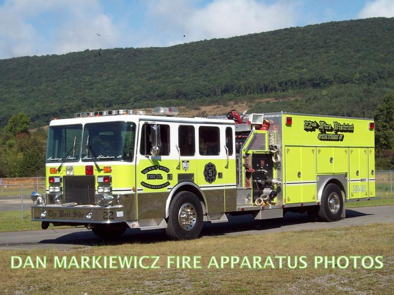 WEST END FIRE CO. SHERIDAN