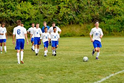 Maine Endwell Boys JV Soccer 2016