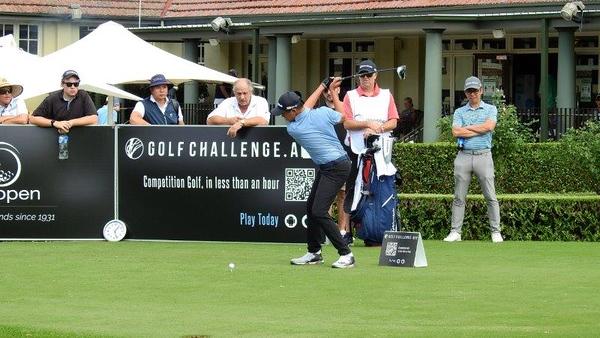2021 Golf Challenge NSW Open - Day 1